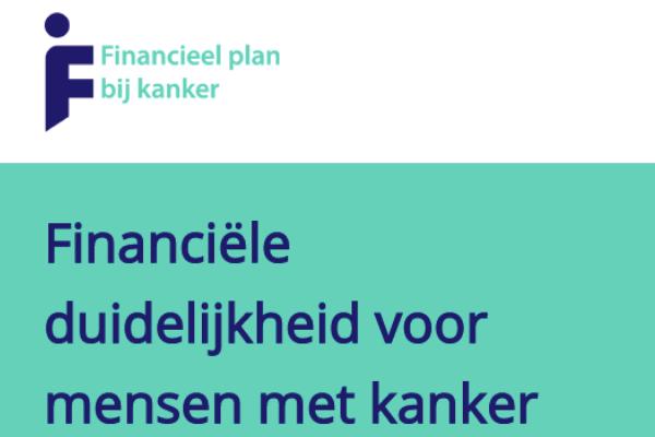 Financieel plan bij kanker