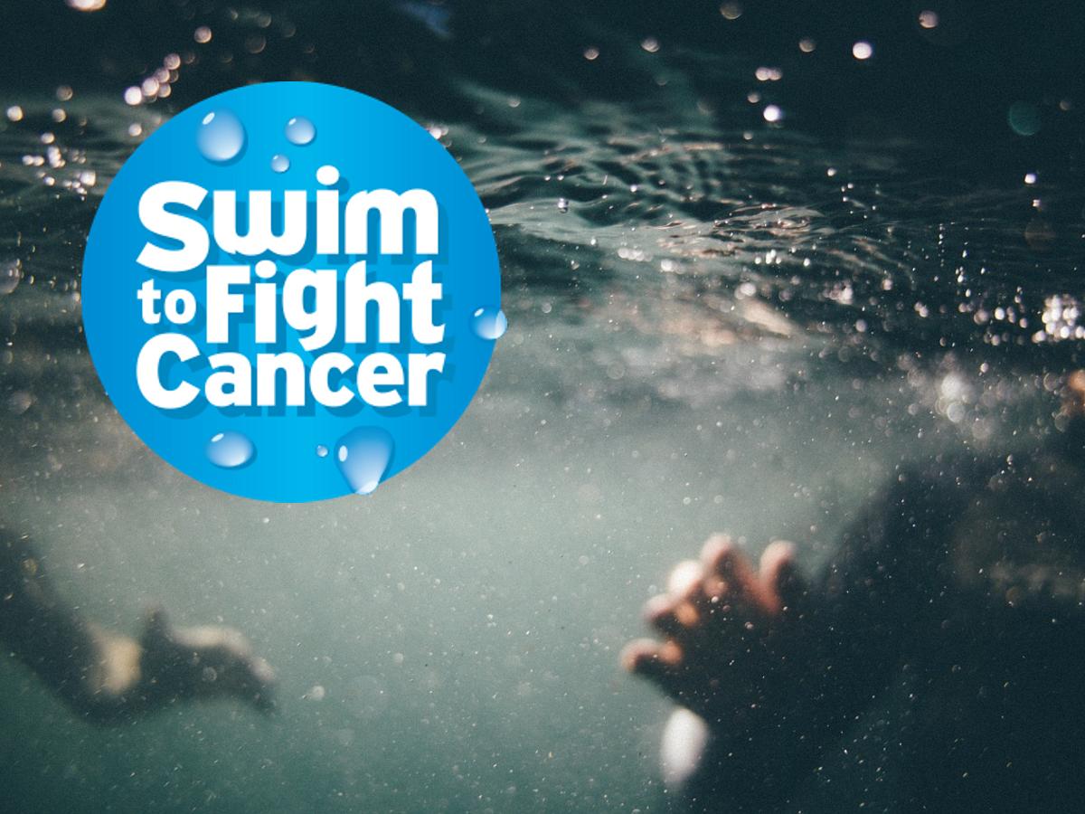 Zwem mee in de strijd tegen kanker!